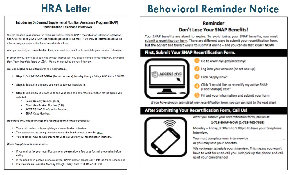 Reminder: Don't Lose Your SNAP Benefits - B-HUB